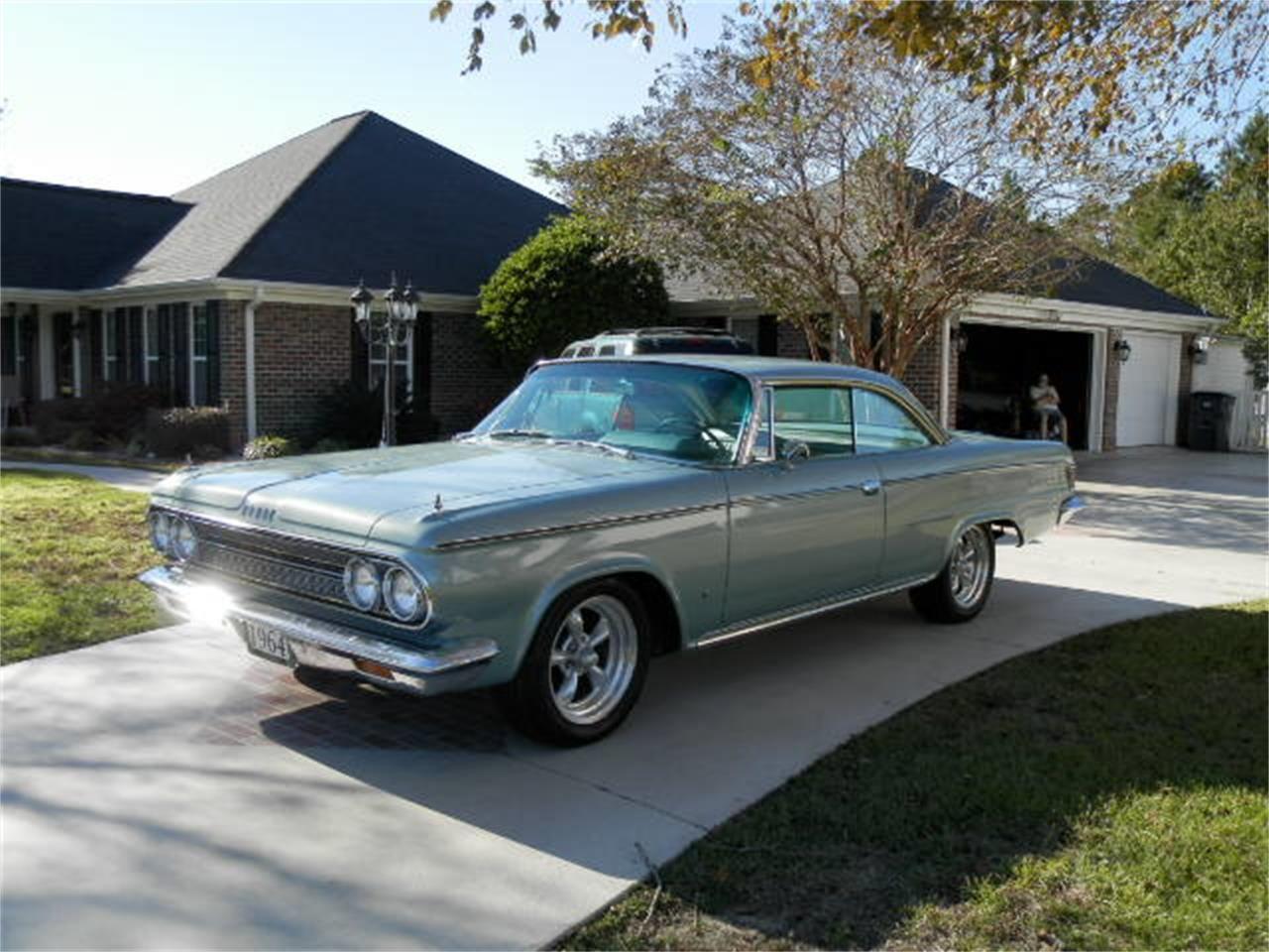 1964 Dodge Custom 880 pillarless coupe.   Collectible Cars ...