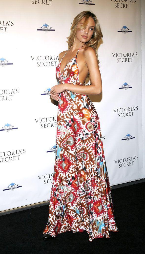 Candice Swanepoel Photos Photos: Cocktail Party For New Victoria Secret Lexington Avenue Flagship Store