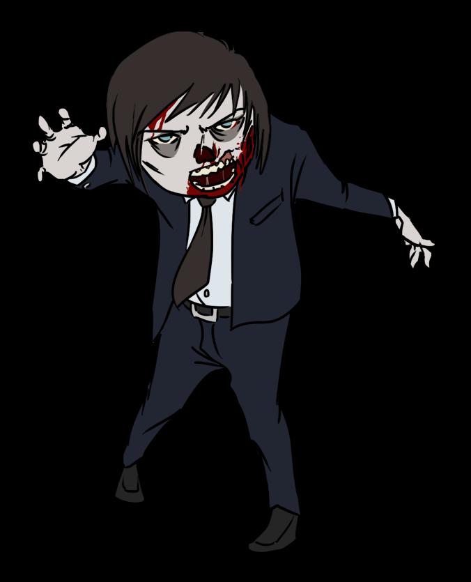 zombie clip art vector zombie graphics image 23494 backgrounds rh pinterest com au