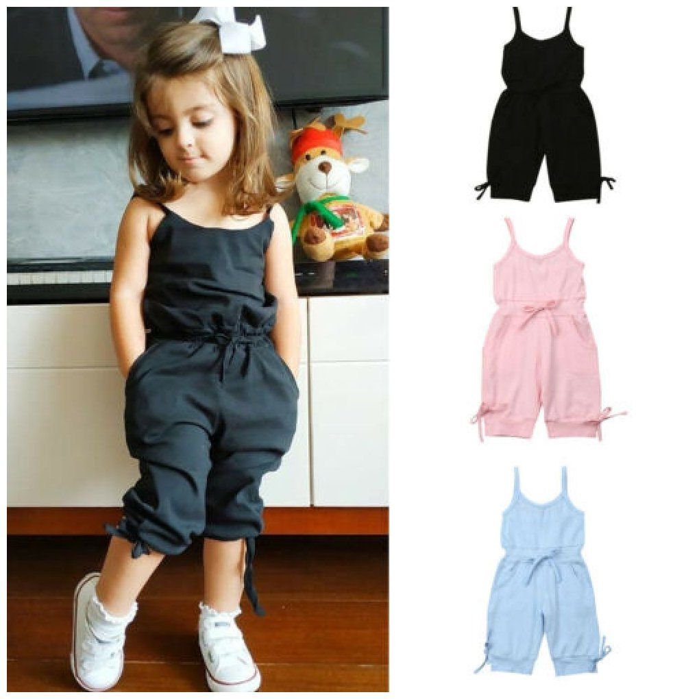 Toddler Baby Girl Romper Pants Outfits Clothing 1 6y Cute Rompers Pants Toddler Baby Girl Romper Pants Outfits Girls Rompers Baby Girl Dresses Kids Outfits [ 1020 x 1020 Pixel ]
