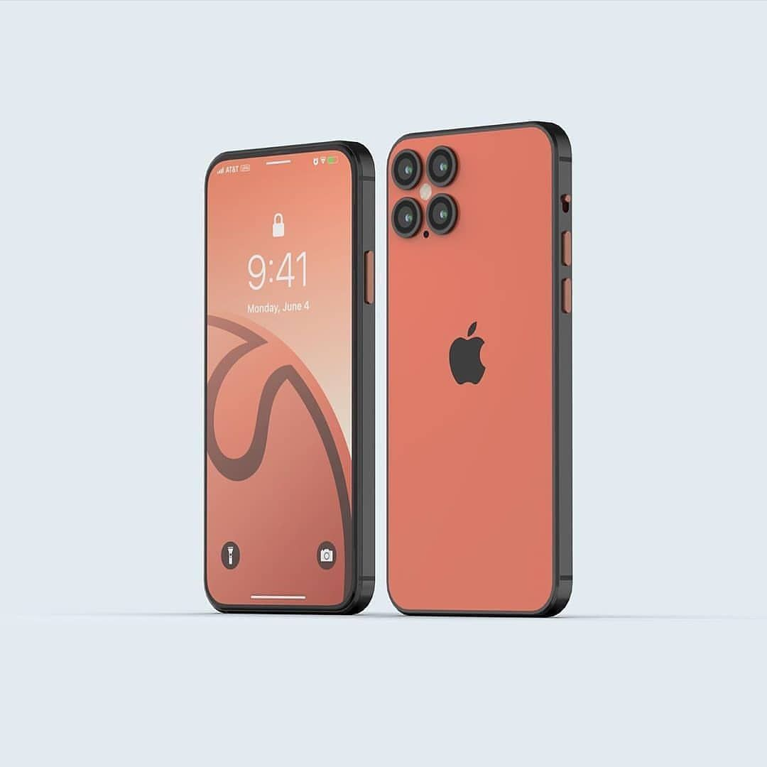 Iphone 12 Pro 2020 Concept Apple Iphone Samsung Plus Iphonex Applewatch Ios Smartphone Technology Android Iphone Apple Products Diy Phone Case