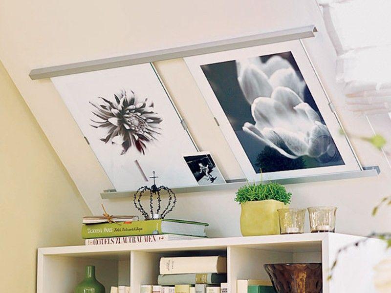 16 praktische wohnideen f r ihre dachschr ge glashalter for Wohnideen studentenzimmer
