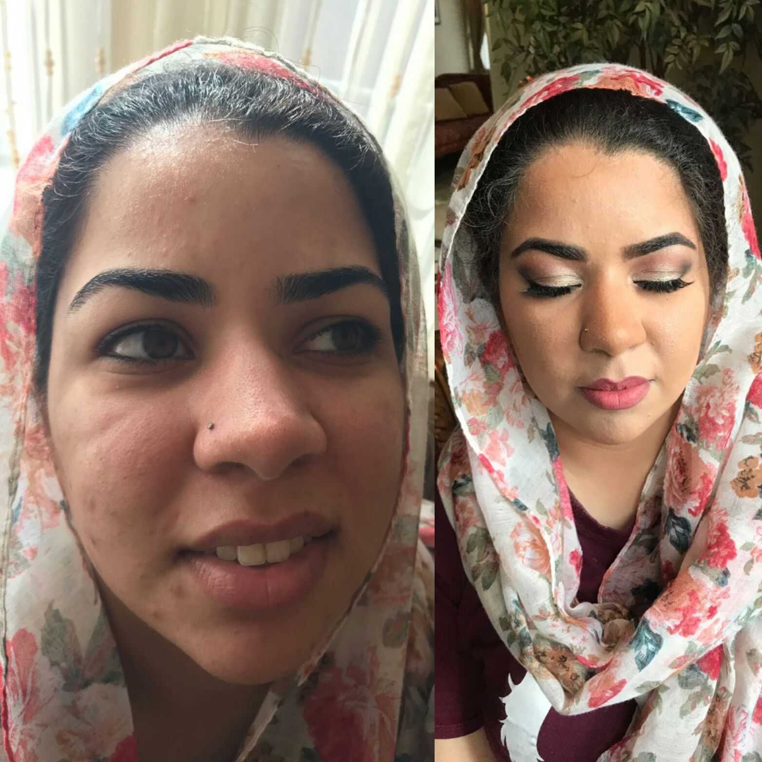 Makeup Services Threading, Henna Tattoo, Henna Tinting