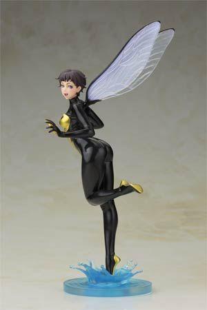 Marvel #Wasp Bishoujo Statue - Midtown Comics