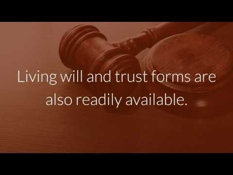 Living Will Template  Free Legal Last Will  Liability Waiver