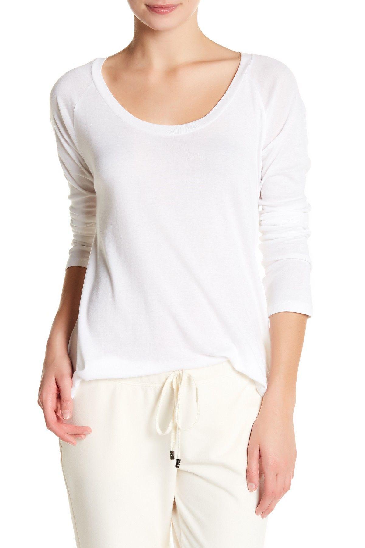 Long Sleeve Raglan Shirt (Plus Size Available)  73d41d41f
