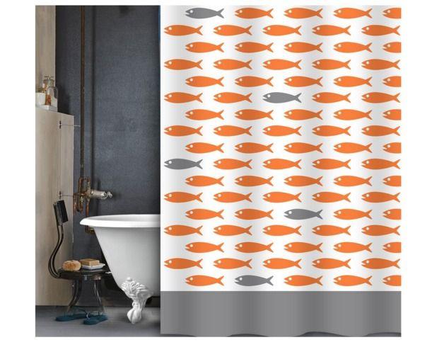 Duschvorhang   Kreative Duschvorhänge Bei DaWanda Online Kaufen