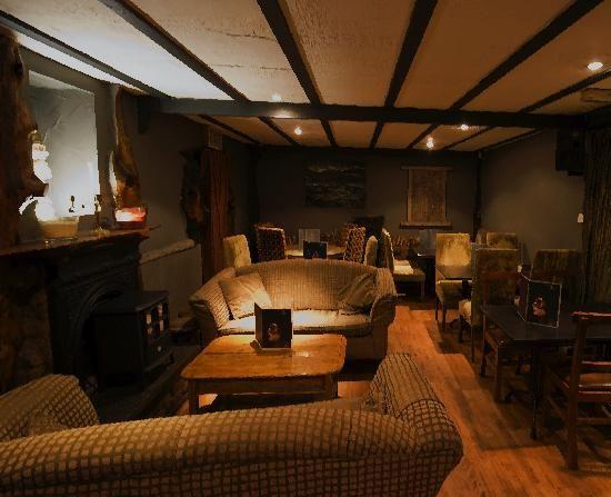 Coffee house interiors