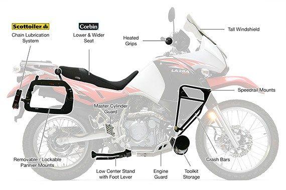 KATIRGA Kawasaki KLR 650 motorcycle klr Pinterest – Klx 650 Wiring Diagram