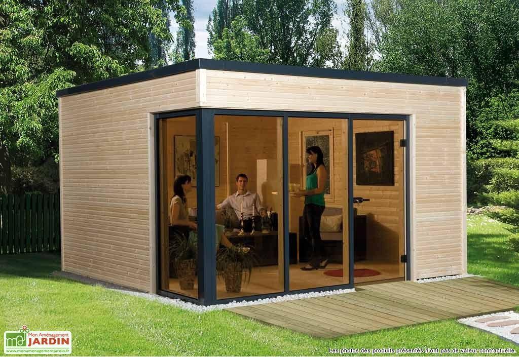Bungalow Design Cubilis Weka (380x380) | Abris de jardin, Refuges et ...