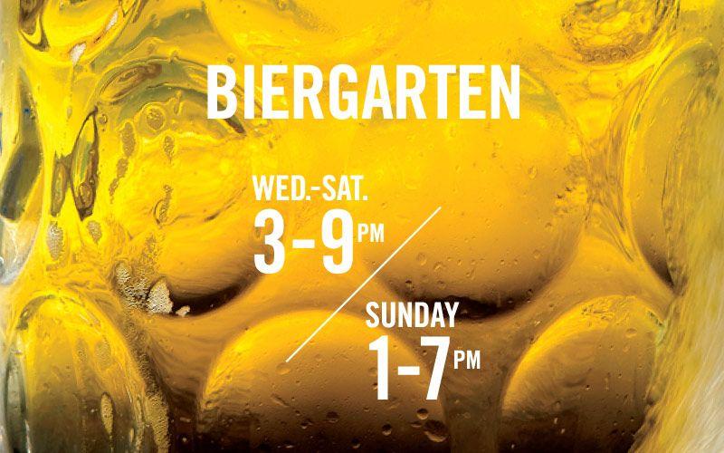 Biergarten, San Francisco 424 Octavia St.; 415-252-9289 This Munich ...