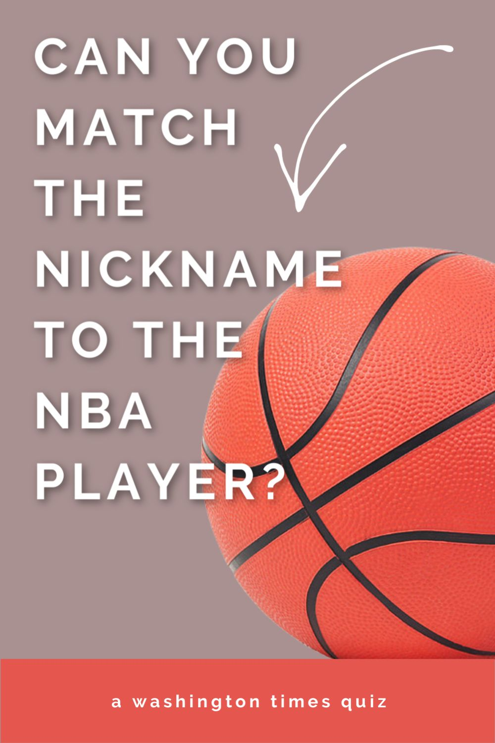 Can you match the nickname to the NBA player? Nba