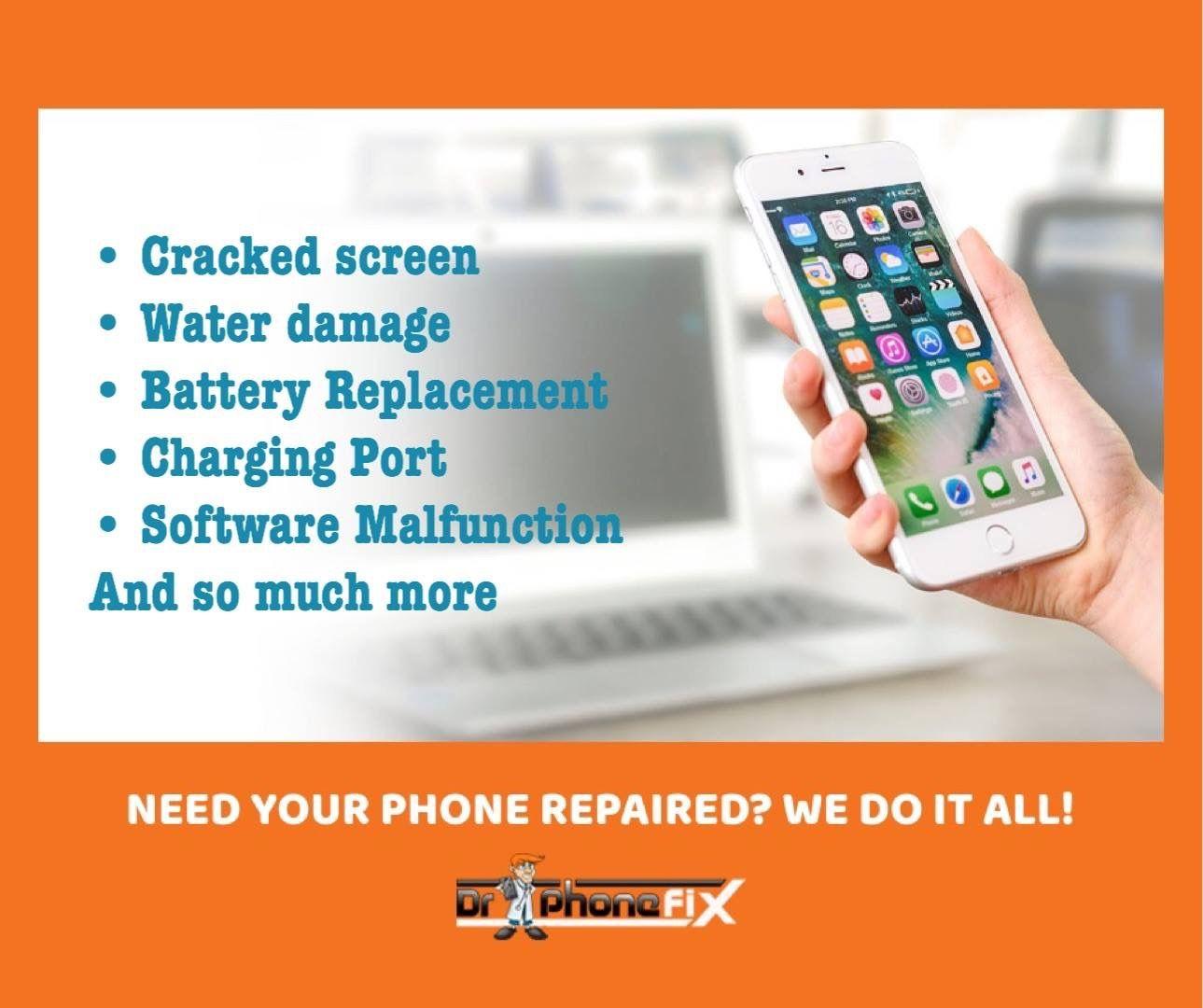 Cell Phone Repair iPhone Screen Repair in Cooper City FL