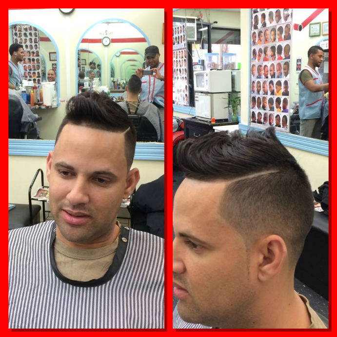 Pin On The Barbershop Hairstyles