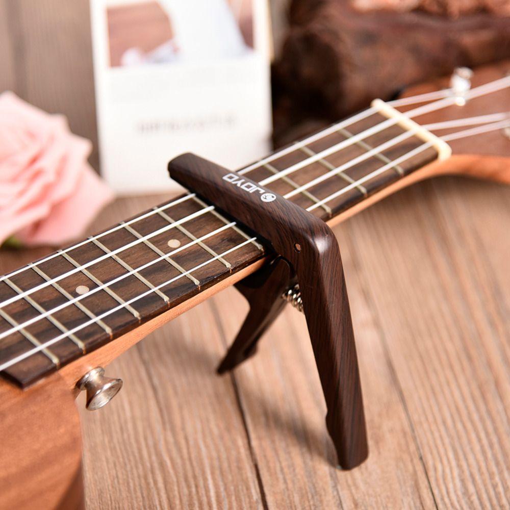 Joyo Jcp 01 Guitar Ukulele Capo Picks Guitar Part Accessories Musical Instruments Part Guitar Capo Ukulele Picks Affiliate Ukulele Capo Ukulele Capos