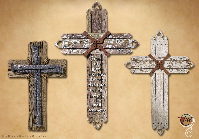Beautiful Metal Crosses Wall Art Ideas - The Wall Art Decorations ...