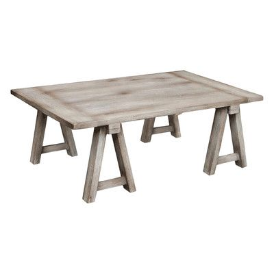 Jeffan Sonoma Coffee Table | Teak coffee table, Coffee ...