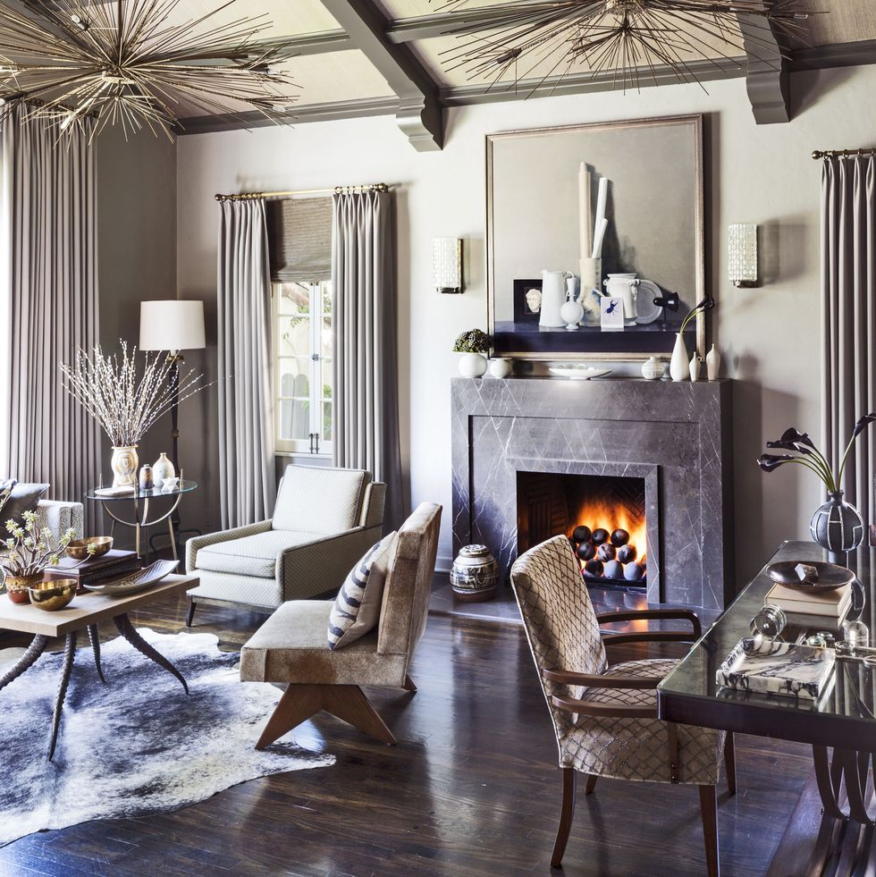 Kris Jenner's Interior Designer Has The Most Stunning