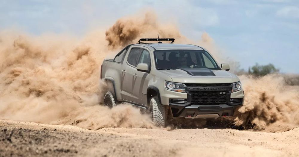 Chevrolet Updating Colorado Midsize Truck For 2021 With Images