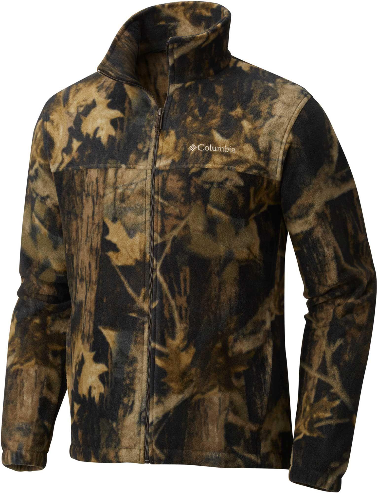 Columbia Men s Steens Mountain Print Fleece Jacket 76e102cd3