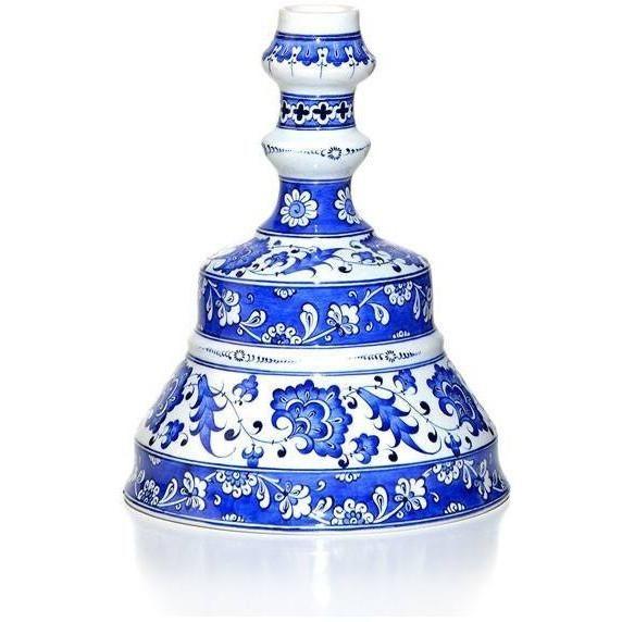Vase - Iznik Candle   Floral Design
