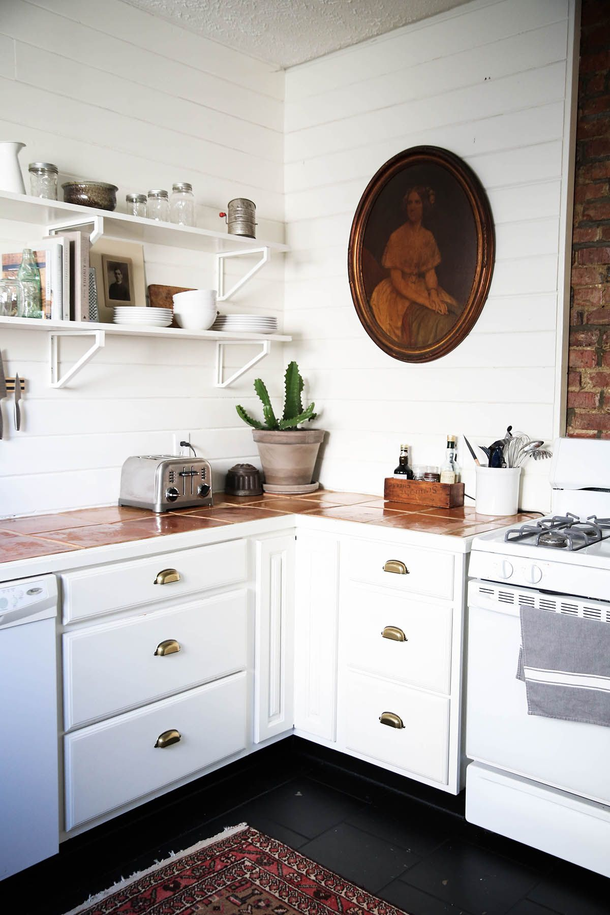 a tour of our nashville airbnb advice from a twenty something - Kitchen Expos
