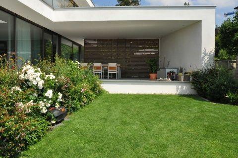 Verbindung Von Innen  Und Aussenraum. #gardendesign #gartengestaltung # Gartenarchitektur #design #