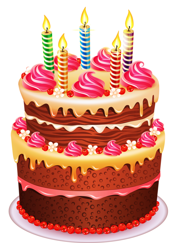 gateaux Cupcake anniversaire, Gâteau carte