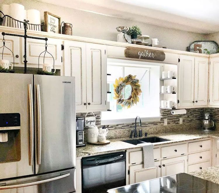 57 Kitchen Wall Decor Ideas