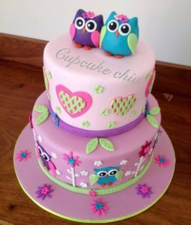 Learn how to make amazing novelty cakes by taking classes Booked
