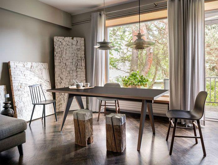 55 Dining Room Wall Decor Ideas For Season 2018  2019 Endearing Decorating Dining Room Walls 2018