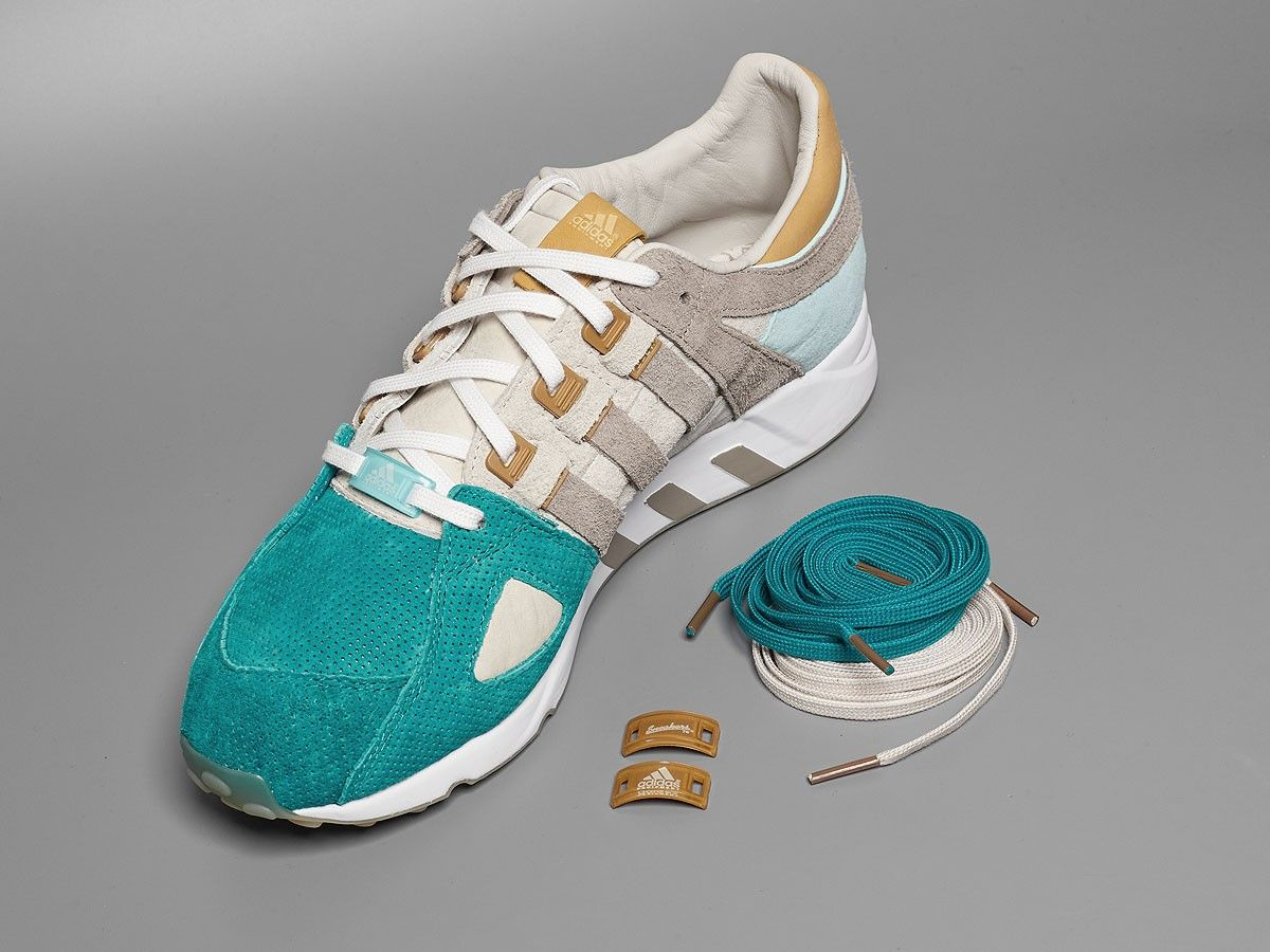 on sale e174c 8b6f3 adidas Consortium EQT Guidance 93 x Sneakers 76