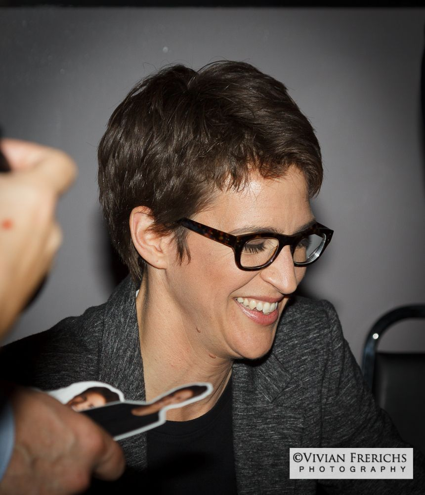 Rachel Anne Maddow Is An American Television Host Political