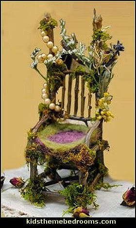 youtube how to make fairy furniture