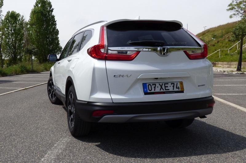 Honda CRV Hybrid 2019_PJ (3) Honda cr, New honda crv, Honda
