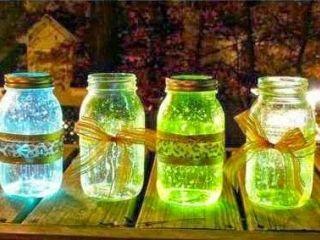 Crea tus frascos que brillan en la oscuridad - Taringa!