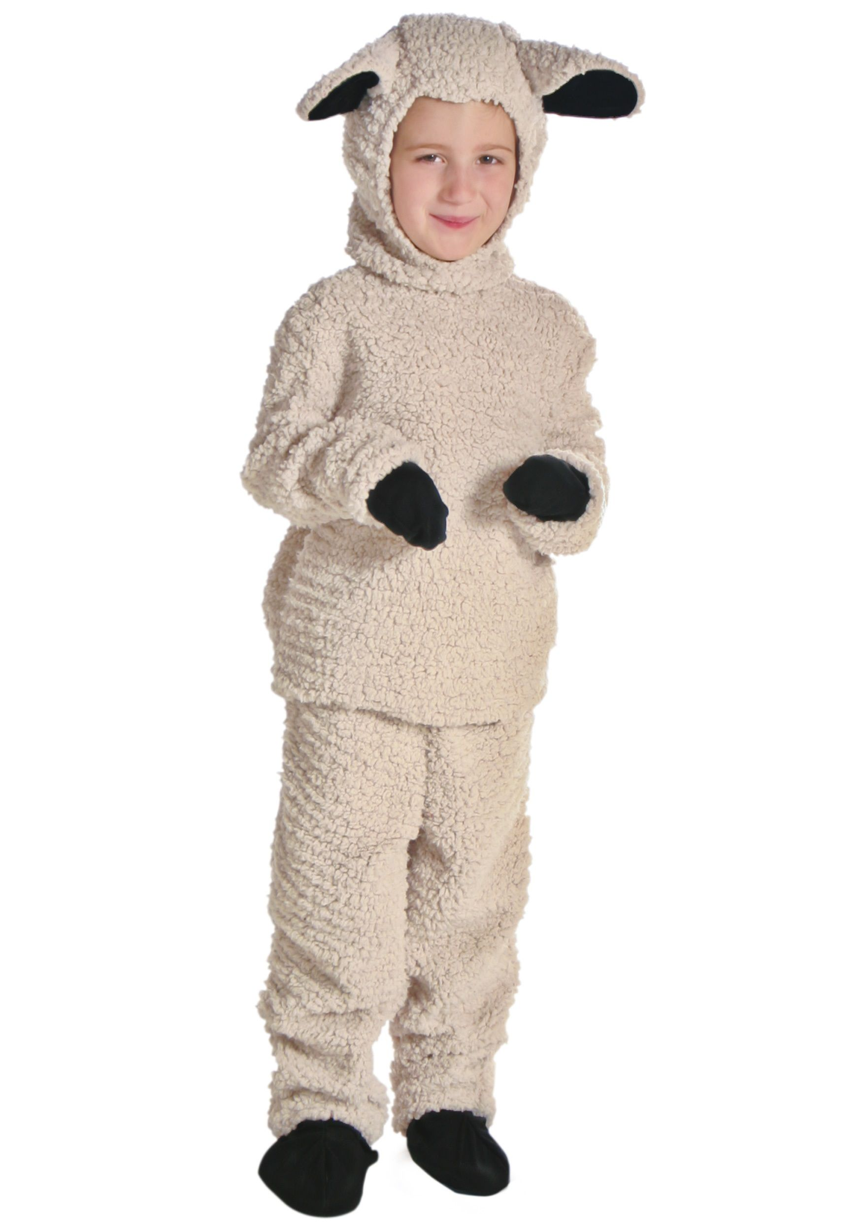 Child Sheep Costume | Sheep costumes, Sheep and Costumes