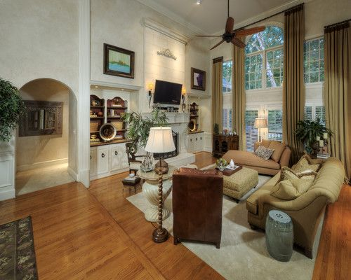 Penny Law - mediterranean - living room - charlotte - PCL ...