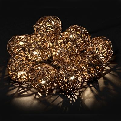 Mini light string bamboo lanterns gemmy light show pinterest outdoor commercial string globe lights 24 feet long with 12 hanging dropped sockets 12 incandescent bulbs and 6 extra included 14 gauge black wire heavy aloadofball Choice Image