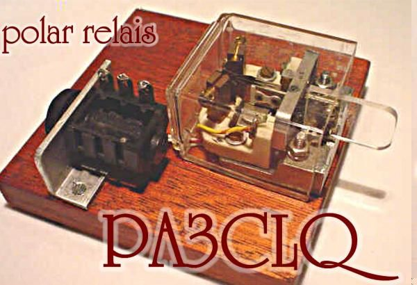 Polar Relais; Selbstbau/Homebrew/Construction de PA3CLQ