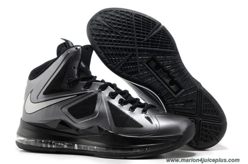 Black · Discounts 541100-001 Black Diamond Style Nike Lebron X (10)