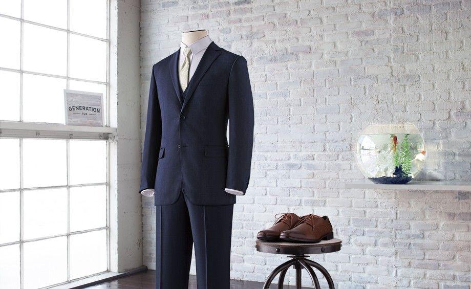 Build a Tuxedo Online - Create your Own Wedding Tuxedo ...