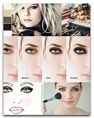 Diffe Makeup Looks For Your Shoot