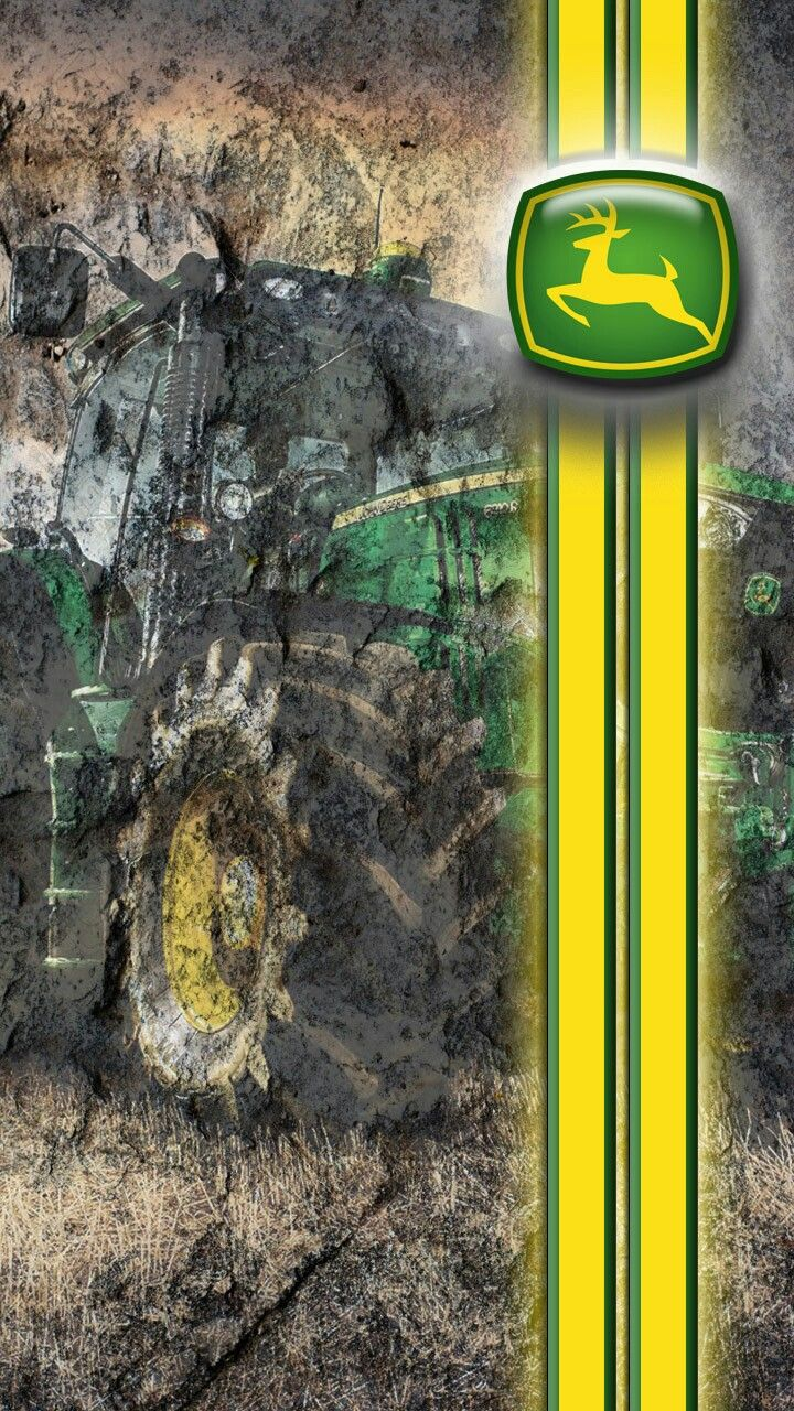 Cool Iphone Wallpaper Ideas Y L A Wildboy John Deere Tractors Tractors Truck Art