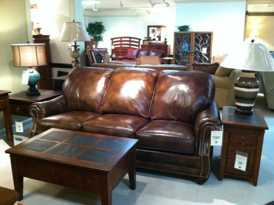 Luxurious Leather! Country furniture, Furniture, Cool