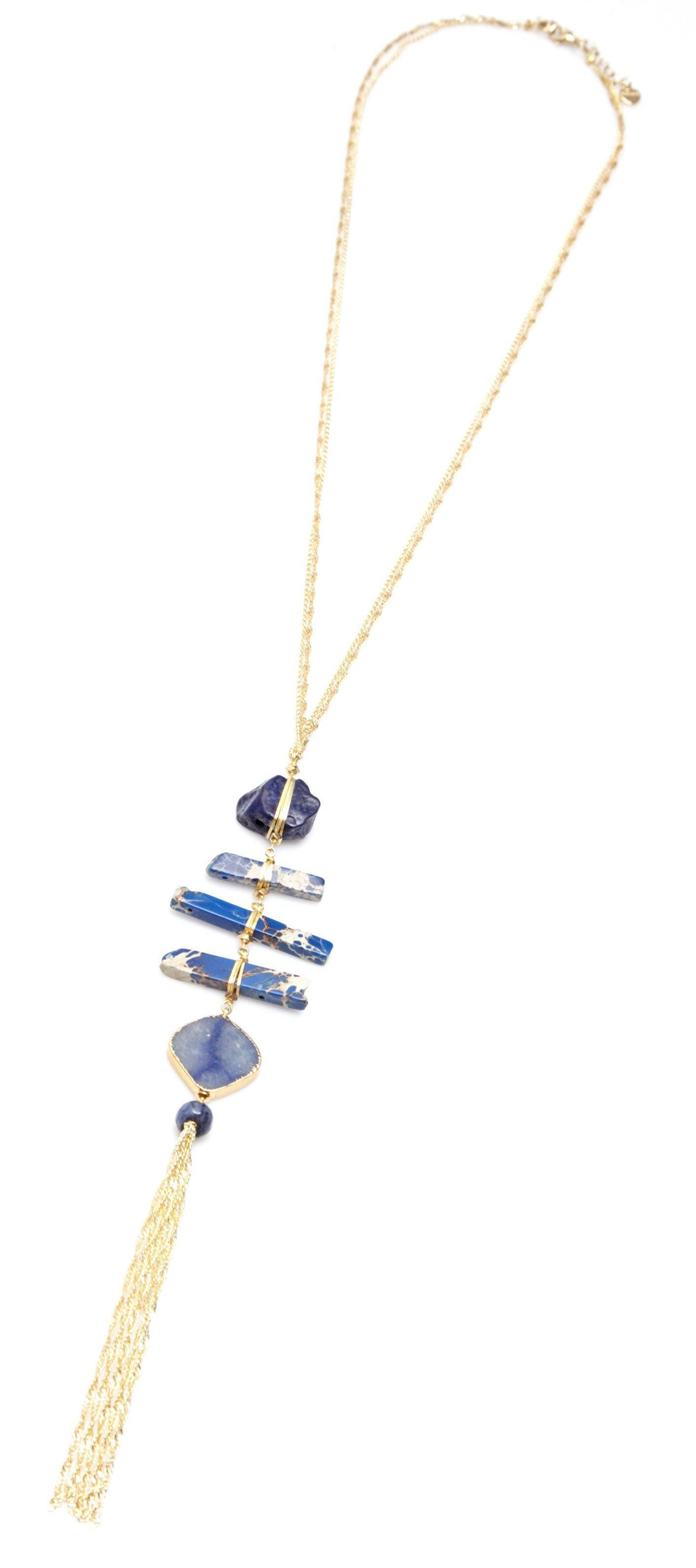 Yuli necklace by nakamol necklaces pinterest beads jewelry