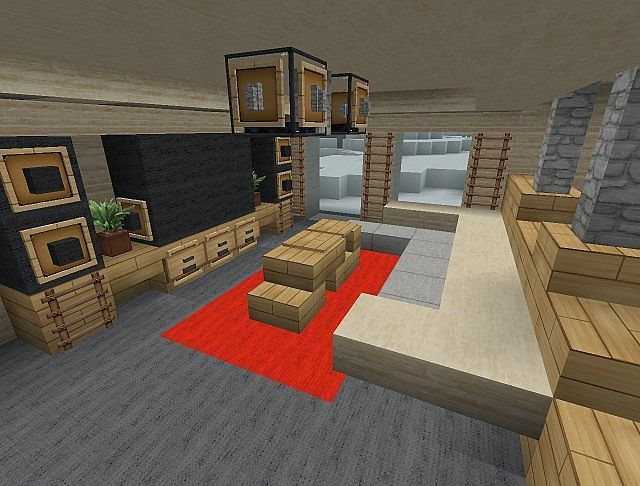 142 New Interior Design Concept Minecraft Project