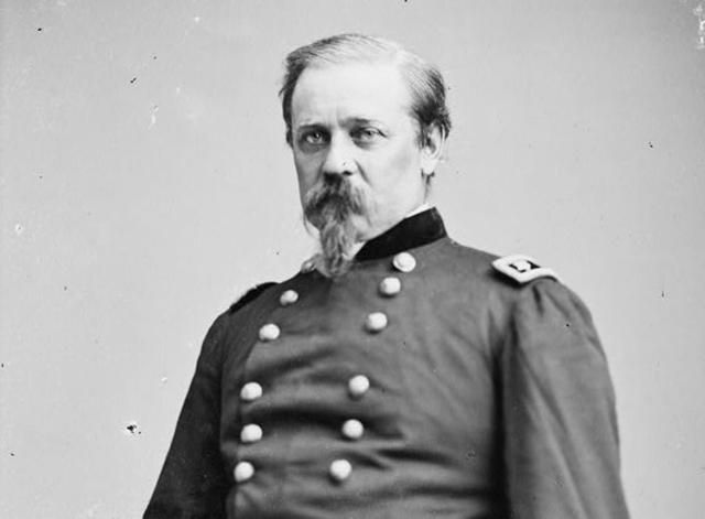"""Major General William F. """"Baldy"""" Smith was a Union commander during the American Civil War who saw service in the Armies of the Potomac and Cumberland."""