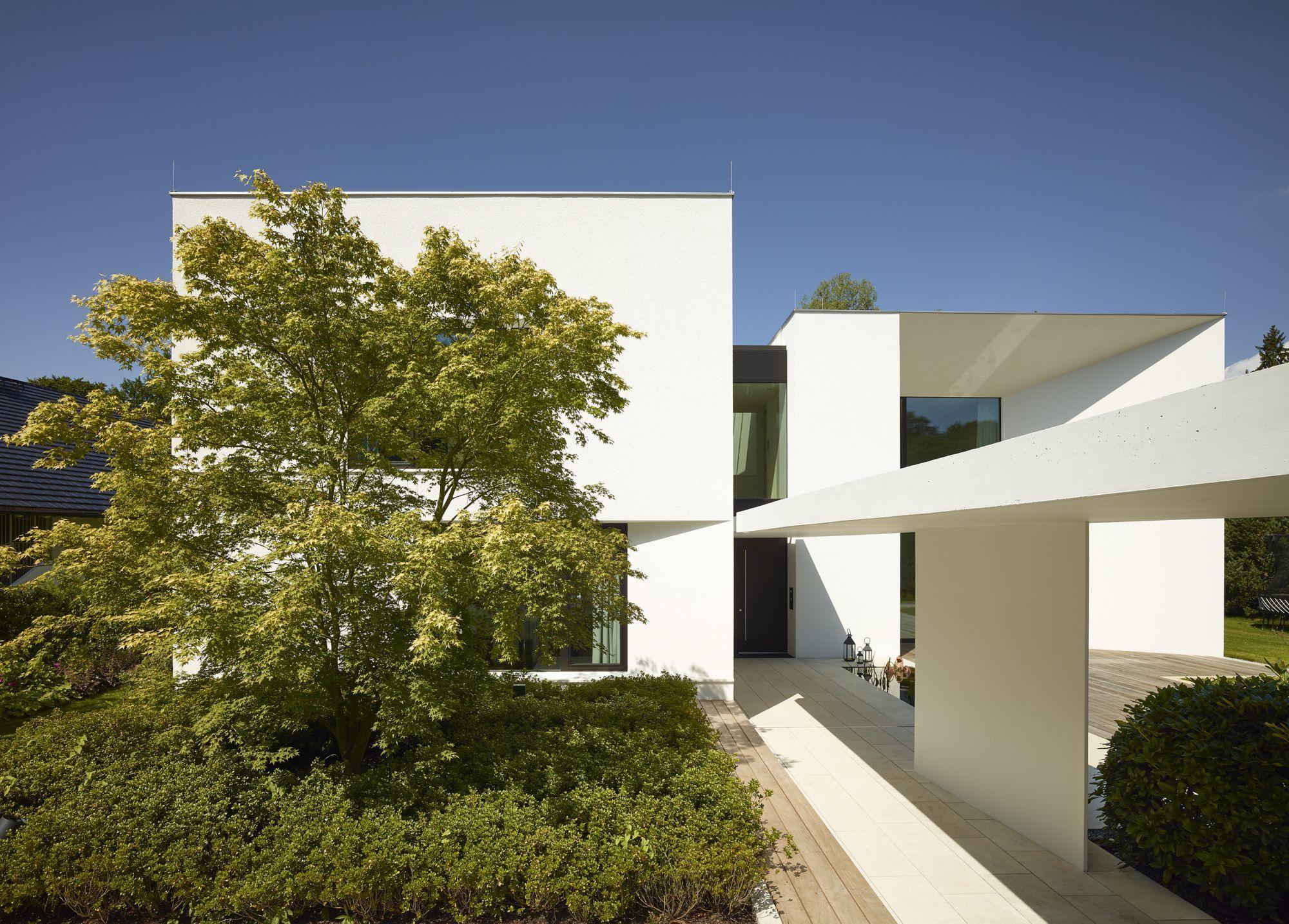 Architekt Augsburg architekten profil im baunetz titus bernhard architekten d