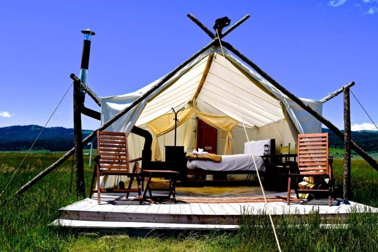 10 Luxury Glamping Resorts For The Perfect Getaway   Camping